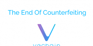 VeChain: End of Counterfeiting